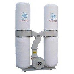 Apirador 3 HP monofásico 220 v. con 2 depositos DC2200/M
