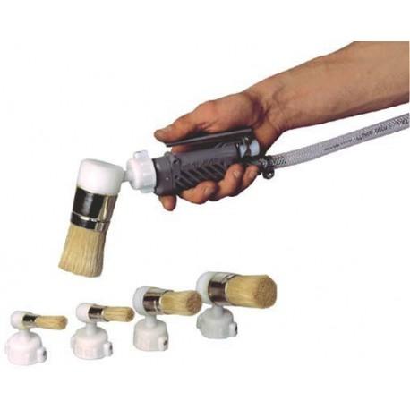 Boquilla con pincel de 20 mm. para la aplicación colas blancas referencia 272