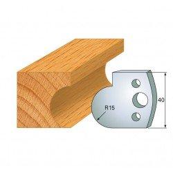 Juego cuchillas perfiladas para tupi referencia 690.065-800.065