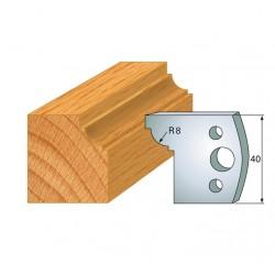 Juego cuchillas perfiladas para tupi referencia 690.067-800.067