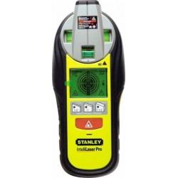 Detector con laser, de madera, metales y corriente eléctrica