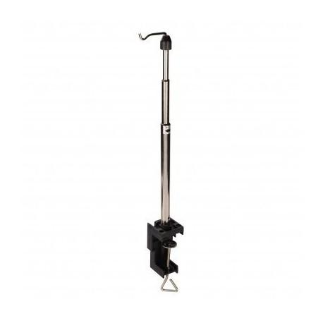 Soporte extensible hasta 550 mm. adaptable a bancos de trabajo