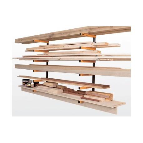 Estantes madera mini estantera de madera estanteras - Madera para estantes ...
