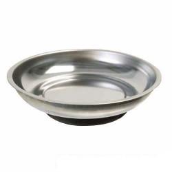 Bandeja magnética circular de 150 mm.