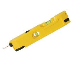 Mini-nivel laser con base magnética modelo 598477