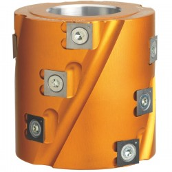 Cabezal copiador de 80 para tupí con eje de 50 mm.