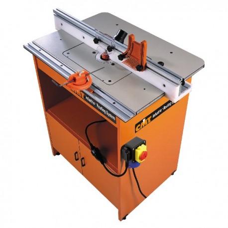 Mesa de trabajo industrial para fresadora modelo for Mesa para fresadora