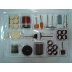 Kit de herramientas para mini-taladro DREMEL o similar 349758
