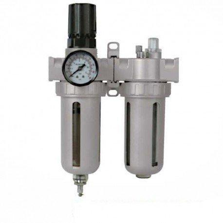 Filtro-lubricador con regulador de presión modelo 245014