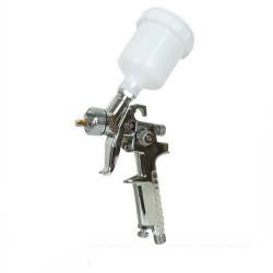 Pistola profesional para retoques deposito 100 mm.