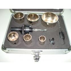 Juego de coronas diamantadas modelo 868779
