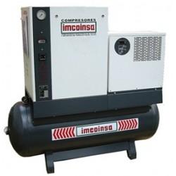 Compresor de tornillo modular de 10 Hp. modelo 0Z510