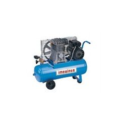 Compresor para aplicar gotelé y martillos neumáticos de 3 Hp modelo 0433