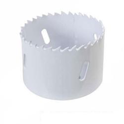 Sierra de corona BI-METAL para madera y chapa de 108 mm. referencia 282507