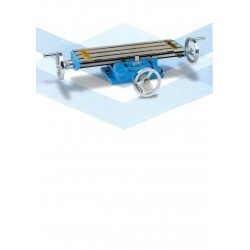 Mesa de coordenadas adaptable a taladros de columna modelo ZX7025A