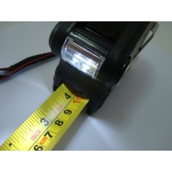 Flexómetro de 7,5 m. con led luminoso referencia 250212