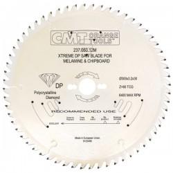 Sierra circular de 250 mm.con dientes en Diamante referencia 237.048.10M