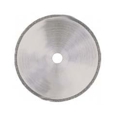 Disco de sierra diamantada. 80 x 0,5 x 10 mm. Ref. 28735