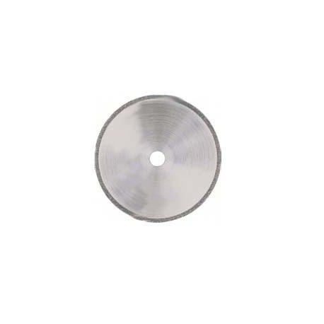 Disco de sierra diamantada. 80 x 0,5 x 10 mm. PARA maquina PROXXON FKS/E