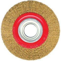 Muela de alambre en acero de 150 mm. referencia 224516