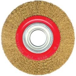 Muela de alambre en acero de 200 mm. referencia 245128