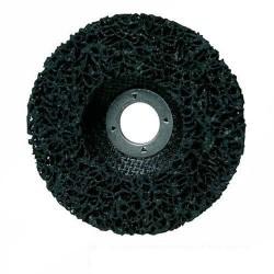 Disco abrasivo de polietileno de 125 mm. adaptable a máquina radial referencia 585478