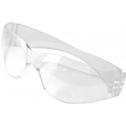 Gafas de seguridad transparentes de alta resistencia referencia 140893