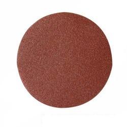Paquete 10 discos de lija 250 mm. para madera grano 60 con soporte velcro