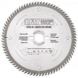 Sierra circular para el corte de melaminas y aglomerados de 300 mm. x 30 eje referencia 281.096.12M