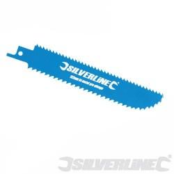 Hoja para sierra de sable de 100 mm.con doble corte referencia 633930