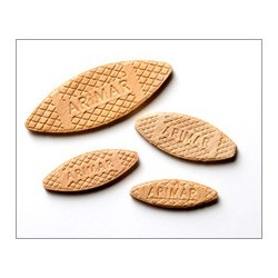 Caja de 1.000 galletas Nº 0 para ensambladora