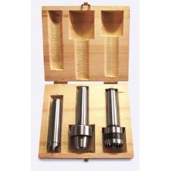 Juego de puntos de torno para madera referencia 5931056