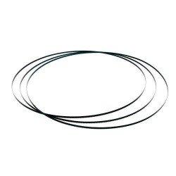 Hoja para sierra de cinta de 1.425 x 6 m. para el corte de metales duros