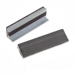 Juego de 2 protectores magnéticos para tornillo banco de 100 mm.