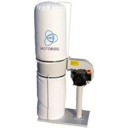 Aspirador de virutas 1 Hp. monofásico DC750-2/M