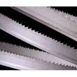 Hoja sierra cinta Bimetalica de 2.490 x 13 mm. para madera