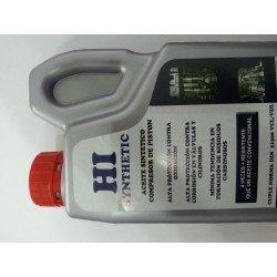 Aceite sintético especial para compresores de pistón