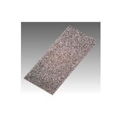 Tela grafitada de 100 mm. para el deslizamiento suave de la lija en maquinas de banda de 100 mm.