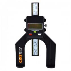 Medidor de altura con visualizador digital electrónico