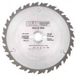Sierra circular para cortes longitudinales de 400 mm.