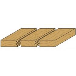 Fresa para ensambles paralelos 955.501.11
