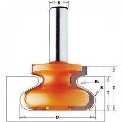 Fresa para tiradores de 24 mm.