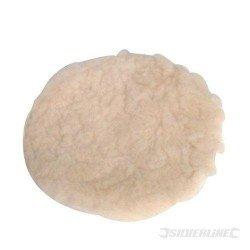 Funda pulidora de 125 mm. en lana con cordón