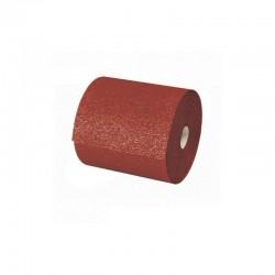 Rolo de lija para madera en óxido de aluminio de 115 mm. grano 240