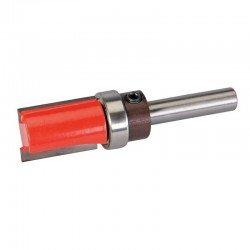 Fresa para repasar con rodamiento inferior de 19 x 31 mm. largo y 12mango