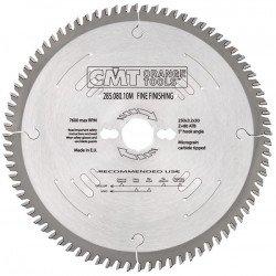 Sierra circular corte melamína para maquina portátil de180 mm.