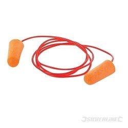 Juego de tapones con cordón para los oidos
