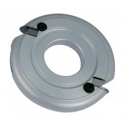 Portacuchillas para 1/2 circulo interior radio 8 mm. de 140 x 50 eje
