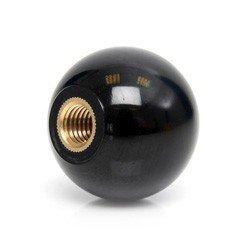 Esfera con rosca interior M-6 para mando o palánca