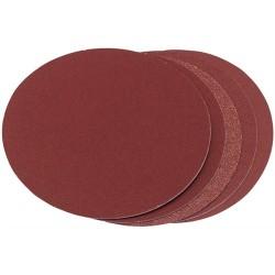 Disco lija con velcro de 180 mm. grano 120